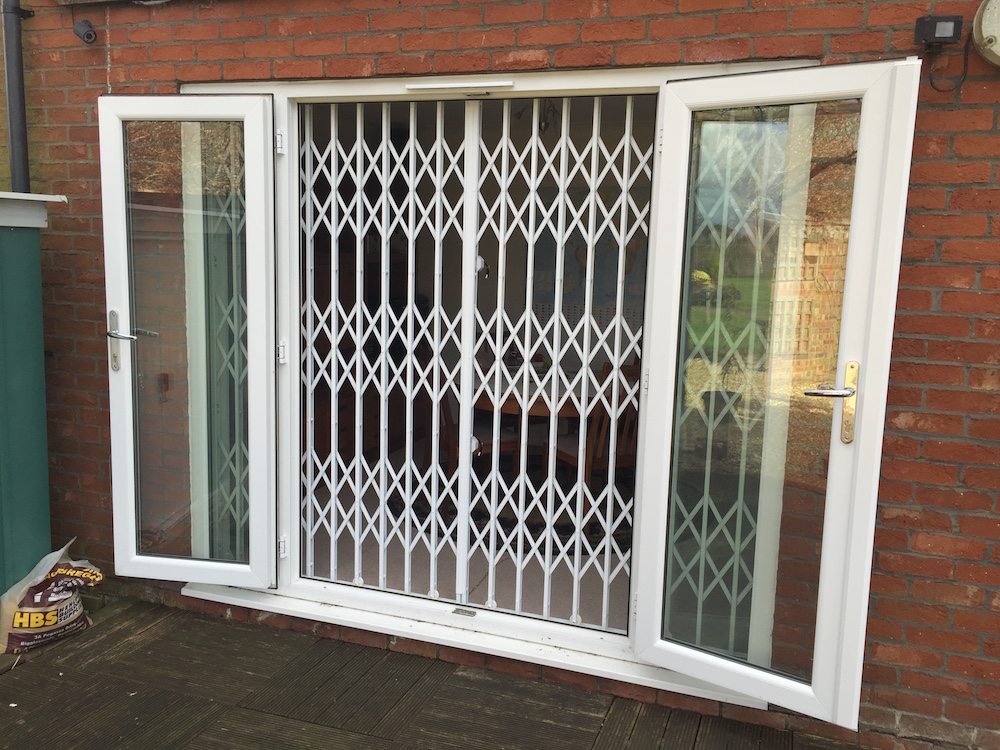 Roller shutters security grilles local locksmiths